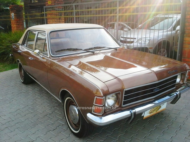 opala 2.5 especial 8v gasolina 4p manual 1979 caxias do sul