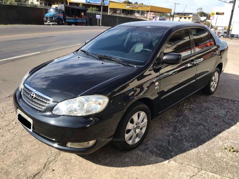 corolla 1.8 xei 16v gasolina 4p manual 2007 caxias do sul