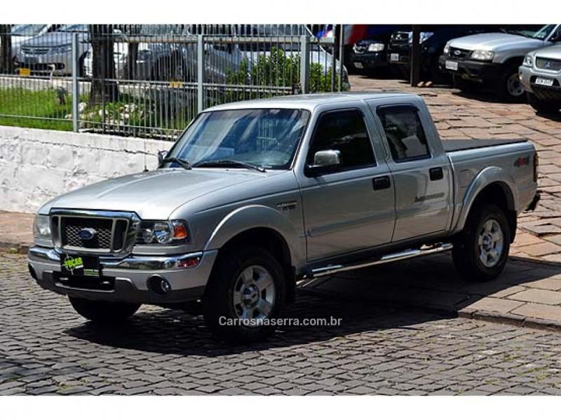 ranger 3.0 limited 4x4 cd 16v turbo eletronic diesel 4p manual 2008 caxias do sul
