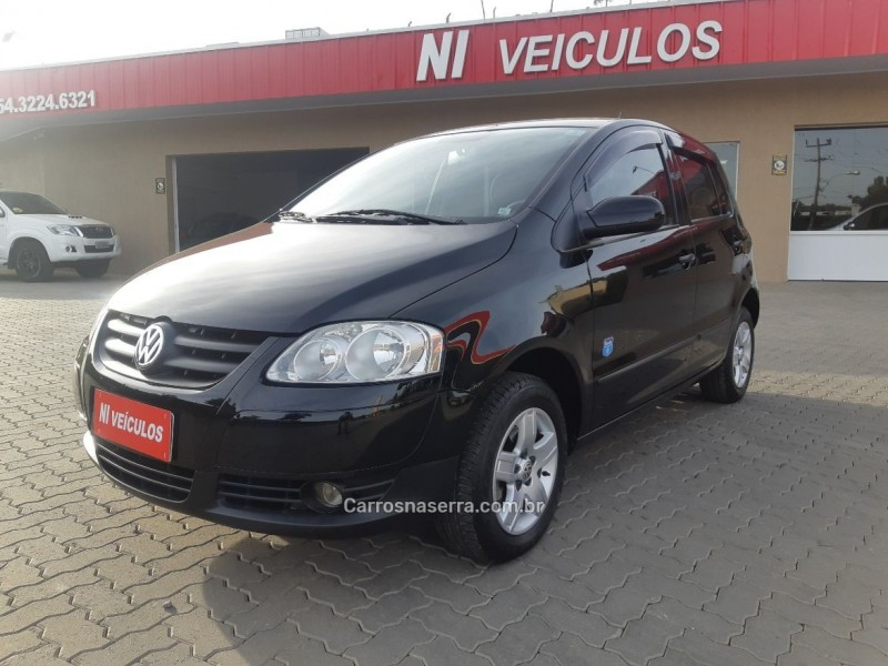 fox 1.0 mi route 8v flex 4p manual 2008 caxias do sul