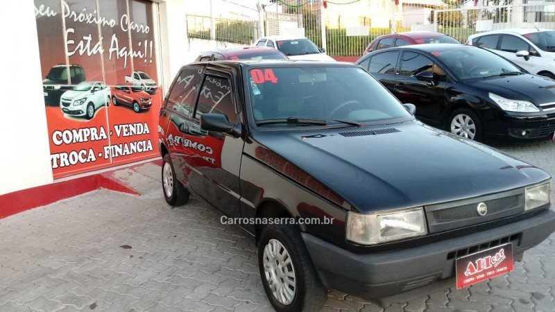 uno 1.0 mpi mille fire 8v gasolina 2p manual 2004 caxias do sul