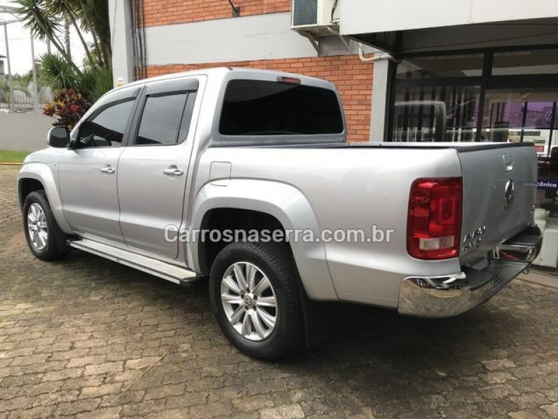 amarok 2.0 highline 4x4 cd 16v turbo intercooler diesel 4p automatico 2016 lajeado