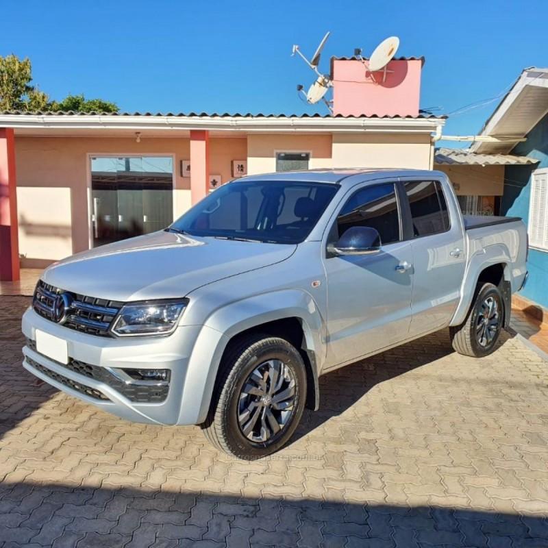 amarok 3.0 v6 tdi highline cd diesel 4motion automatico 2018 lagoa vermelha