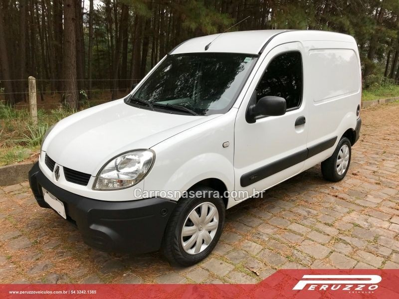 kangoo 1.6 express 16v flex 4p manual 2012 nova prata
