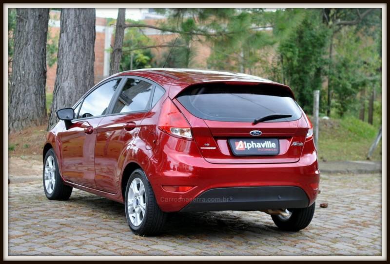 FIESTA 1.6 SE HATCH 16V FLEX 4P AUTOMÁTICO - 2016 - CAXIAS DO SUL