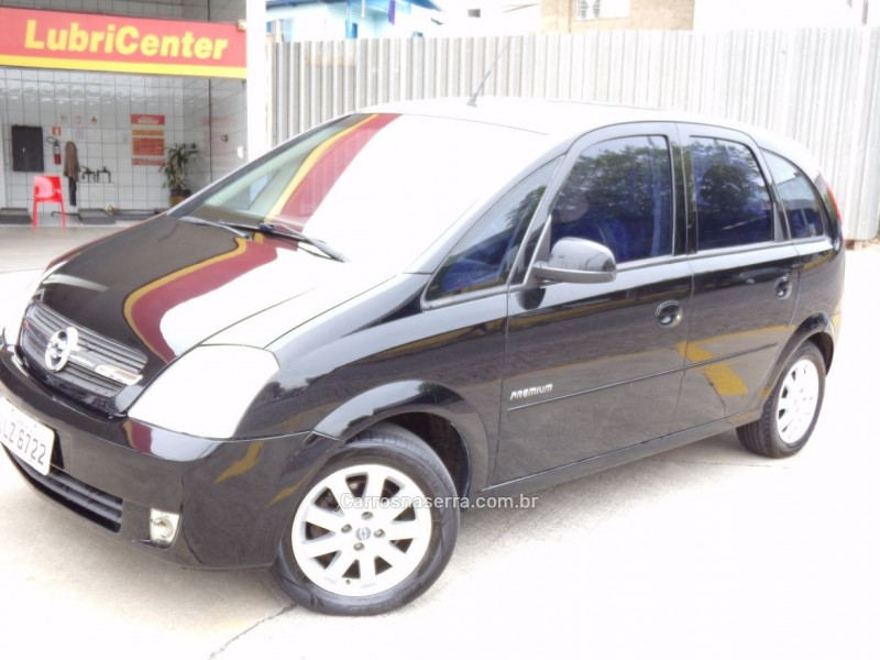 meriva 1.8 mpfi premium 8v flex 4p manual 2005 caxias do sul