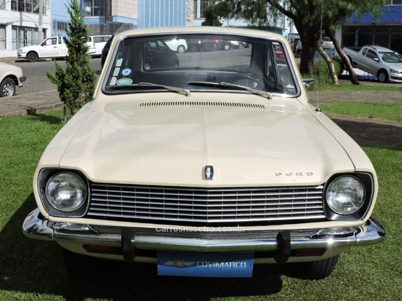 CORCEL 1.4 LUXO 8V GASOLINA 2P MANUAL - 1977 - SãO MARCOS