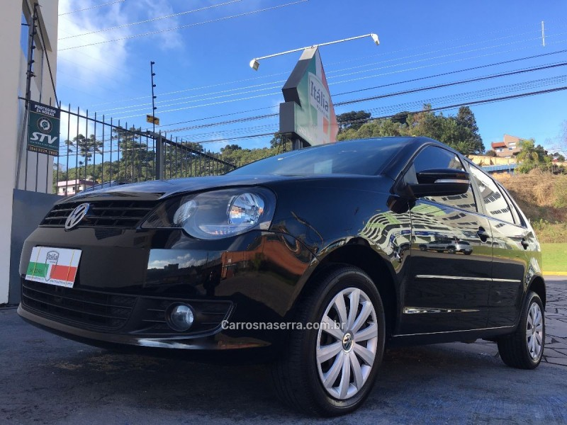 polo 1.6 mi 8v flex 4p manual 2013 caxias do sul
