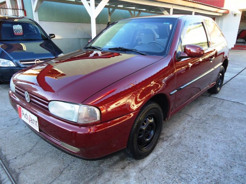 gol 1.6 cl 8v gasolina 2p manual 1996 caxias do sul