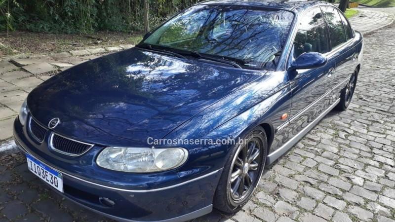 omega 3.8 sfi cd v6 12v gasolina 4p automatico 1999 farroupilha