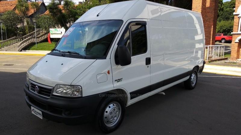 ducato 2.3 multi teto alto 16v turbo diesel 3p manual 2013 caxias do sul
