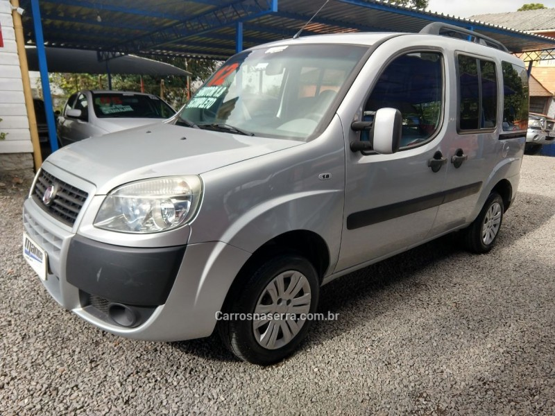 doblo 1.8 mpi essence 16v flex 4p manual 2012 canela