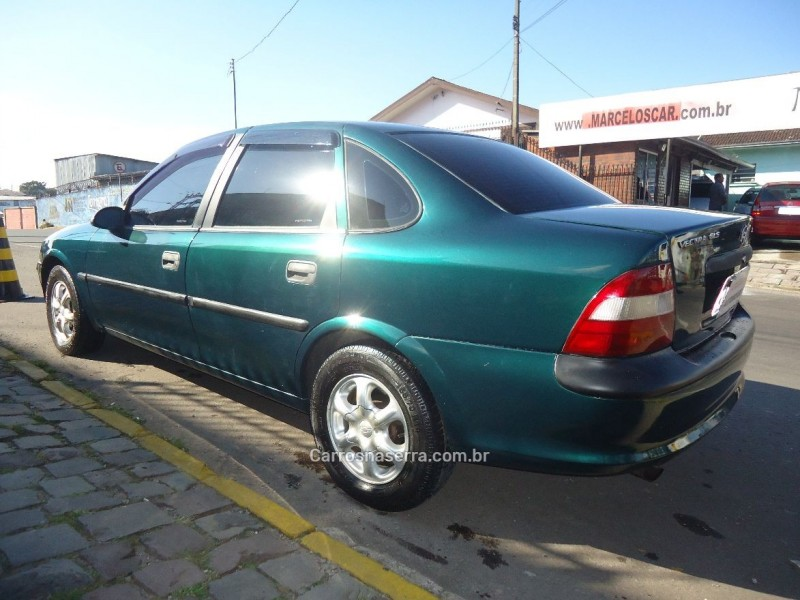 vectra 2.2 mpfi gls 8v gasolina 4p manual 1999 caxias do sul