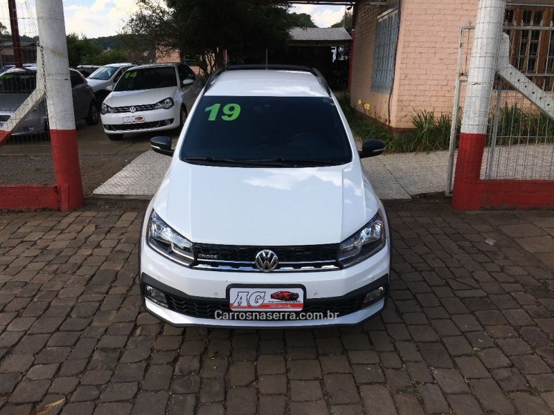 saveiro 1.6 cross cd 16v flex 2p manual 2019 casca