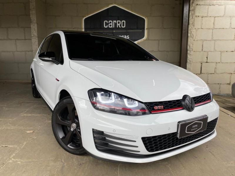 golf 2.0 tsi gti 16v turbo gasolina 4p automatico 2014 caxias do sul
