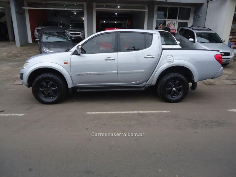 l200 triton 3.2 hpe 4x4 cd 16v turbo intercooler diesel 4p automatico 2012 guapore