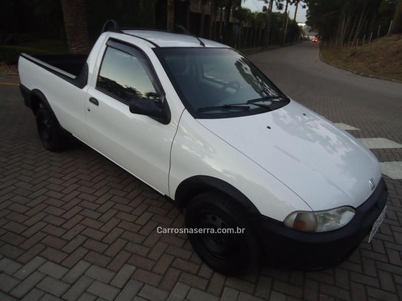 strada 1.5 mpi working cs 8v gasolina 2p manual 2001 caxias do sul