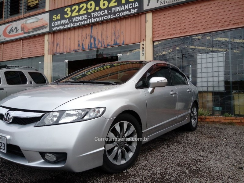 civic 1.8 lxl se 16v flex 4p manual 2011 caxias do sul