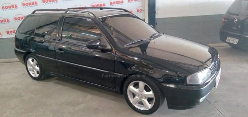 parati 1.6 cl 8v gasolina 2p manual 1997 portao