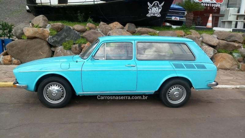 variant 1.6 8v gasolina 2p manual 1975 bom principio