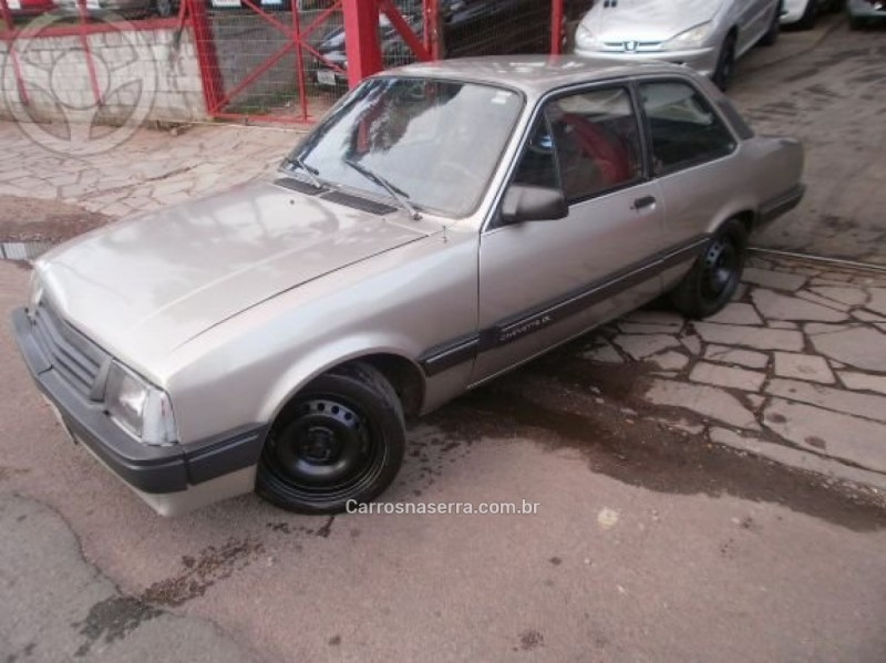 chevette 1.6 dl 8v gasolina 2p manual 1991 caxias do sul