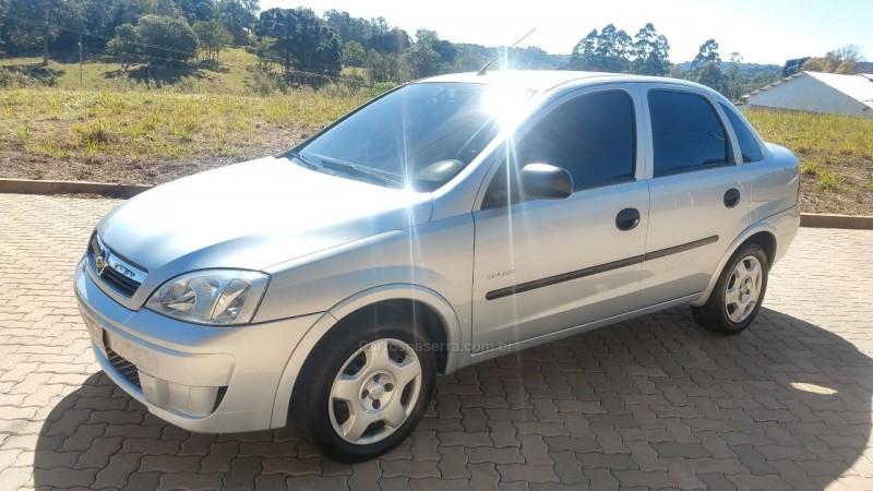 corsa 1.4 mpfi maxx sedan 8v flex 4p manual 2009 sao marcos