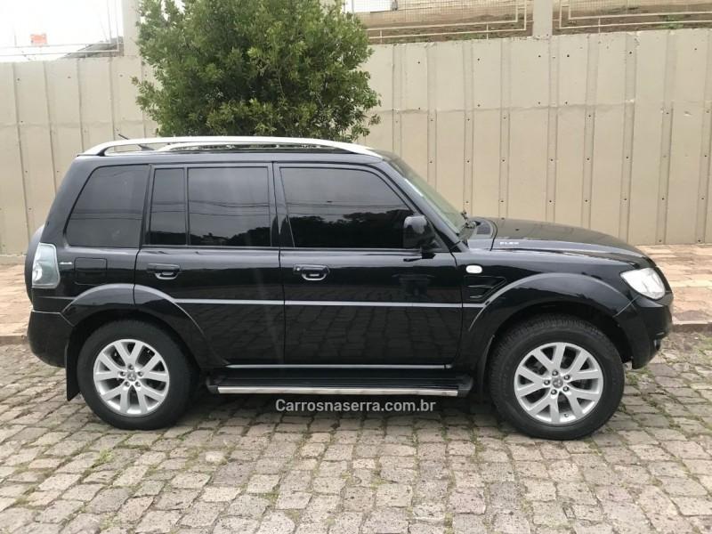 PAJERO TR4 2.0 4X4 16V 131CV GASOLINA 4P AUTOMÁTICO - 2012 - CAXIAS DO SUL