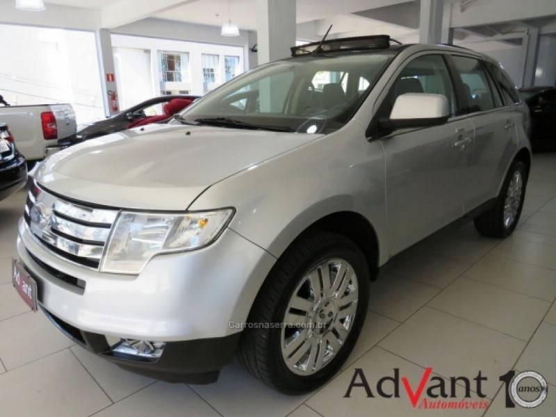 edge 3.5 limited awd v6 24v gasolina 4p automatico 2010 caxias do sul