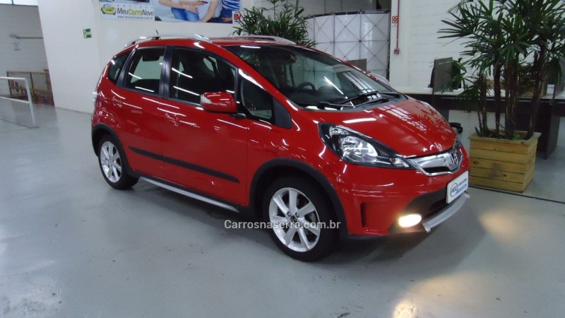 fit 1.5 twist 16v flex 4p automatico 2013 caxias do sul