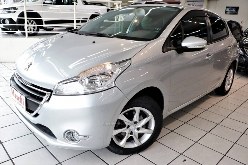 208 1.5 active 8v flex 4p manual 2016 caxias do sul