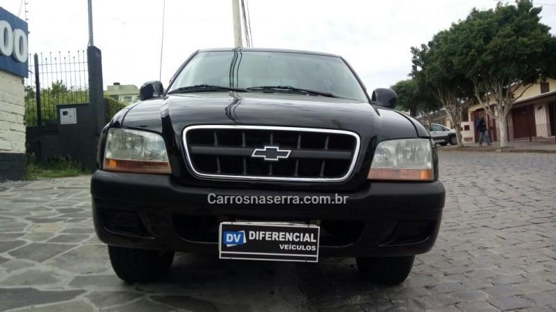 s10 2.8 4x2 cd 12v turbo intercooler diesel 4p manual 2001 caxias do sul