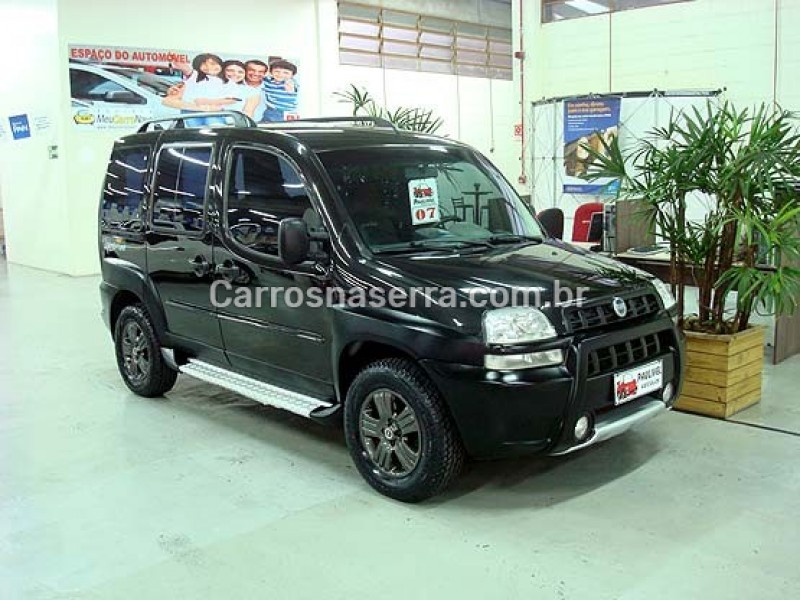 doblo 1.8 mpi adventure 8v flex 4p manual 2007 caxias do sul