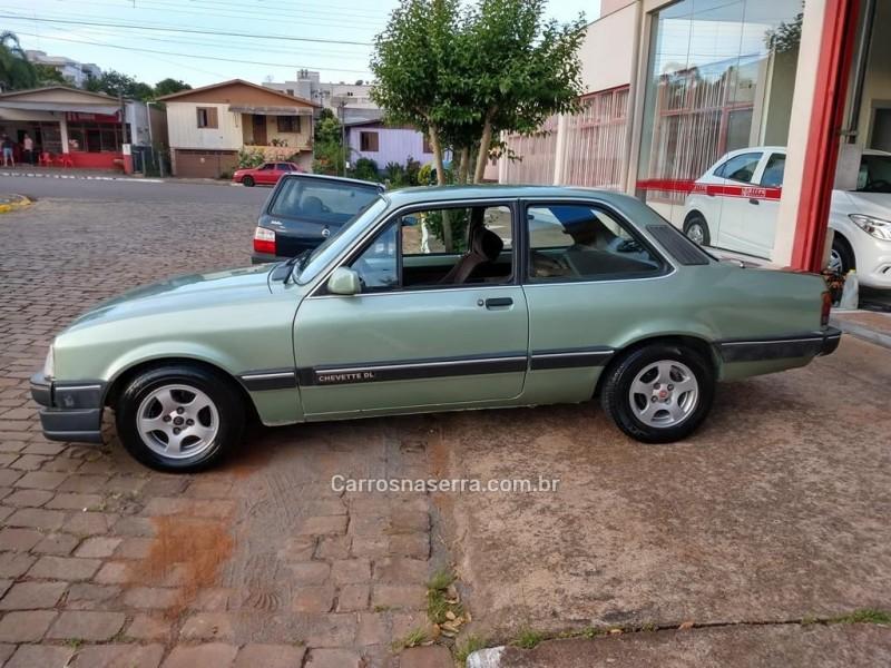 chevette 1.6 dl 8v gasolina 2p manual 1991 guapore