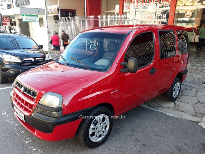 doblo 1.3 mpi fire ex 16v gasolina 4p manual 2006 caxias do sul