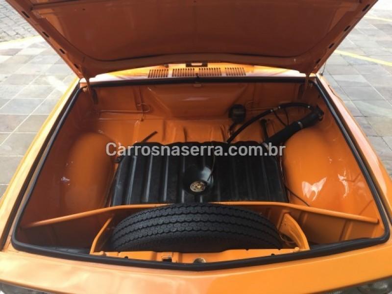 VARIANT 1.6 8V GASOLINA 2P MANUAL - 1974 - CAXIAS DO SUL