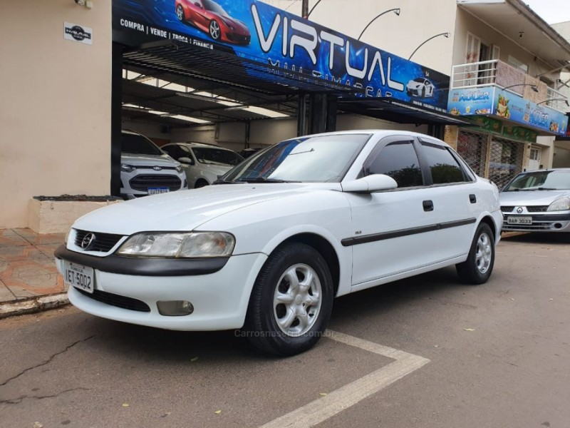 vectra 2.2 mpfi gls 8v gasolina 4p manual 1997 soledade