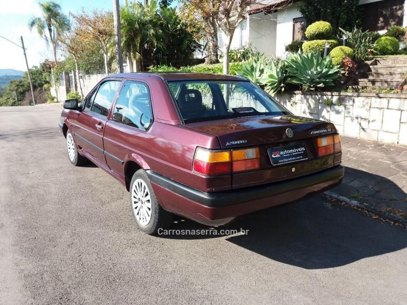 santana 2.0 gli 8v gasolina 2p manual 1994 nova petropolis