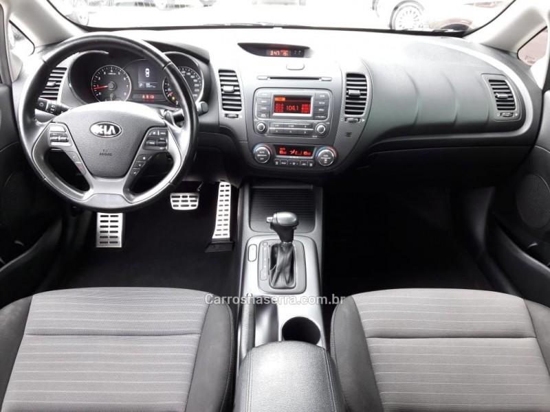 CERATO 1.6 SX3 16V GASOLINA 4P AUTOMÁTICO - 2015 - SALVADOR DO SUL