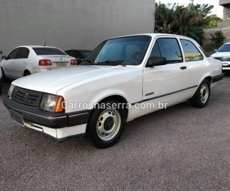 chevette 1.6 l 8v gasolina 2p manual 1993 dois irmaos
