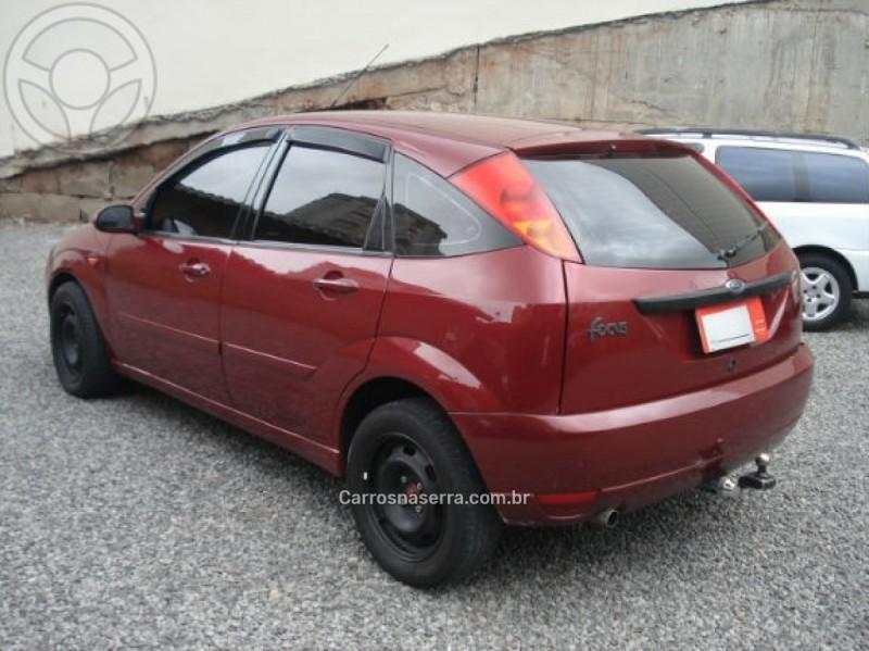 focus 1.8 glx 16v gasolina 4p manual 2003 caxias do sul