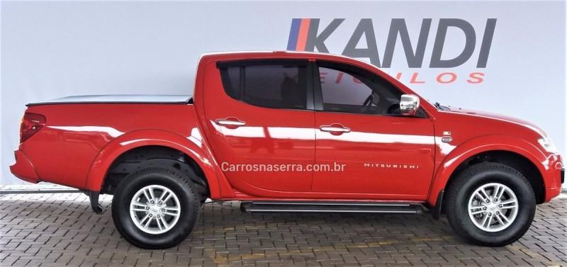 l200 triton 3.2 hpe 4x4 cd 16v turbo intercooler diesel 4p automatico 2014 caxias do sul