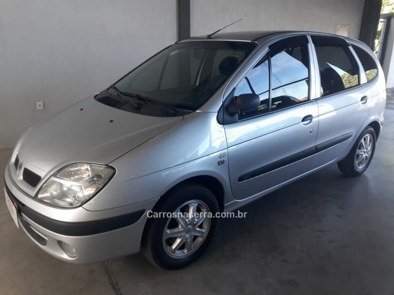 scenic 1.6 kids 16v flex 4p manual 2011 sao sebastiao do cai