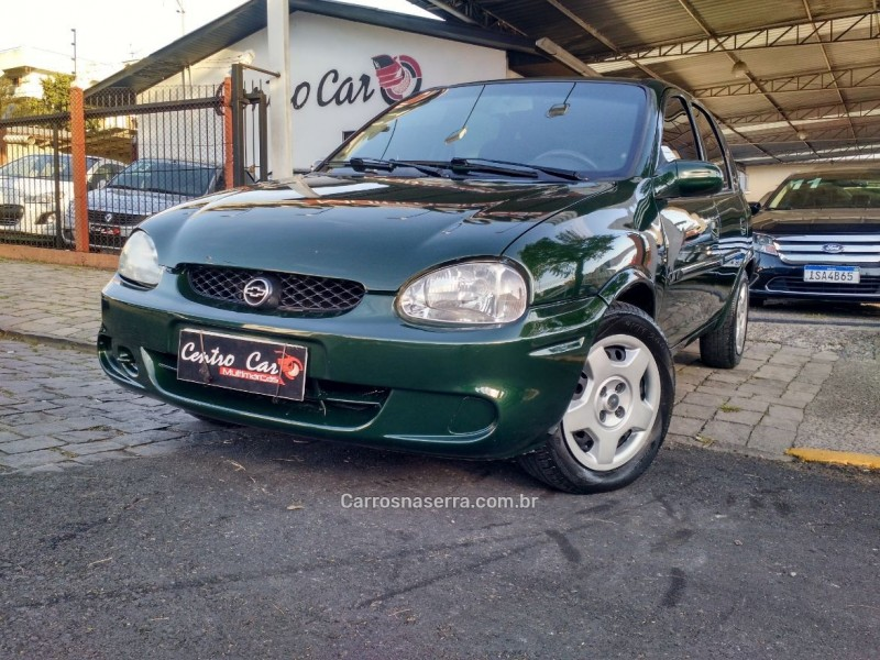 corsa 1.0 mpf wind 8v gasolina 4p manual 2002 caxias do sul