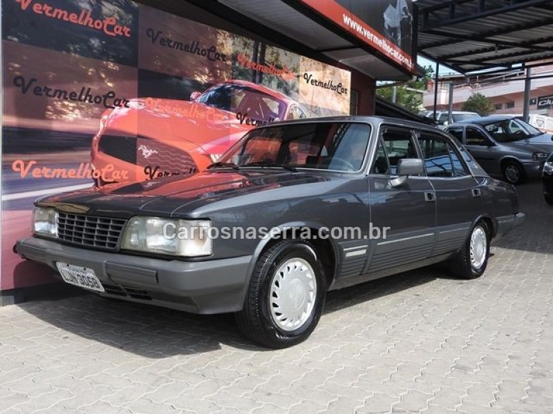 opala 4.1 diplomata se 12v alcool 4p manual 1990 caxias do sul