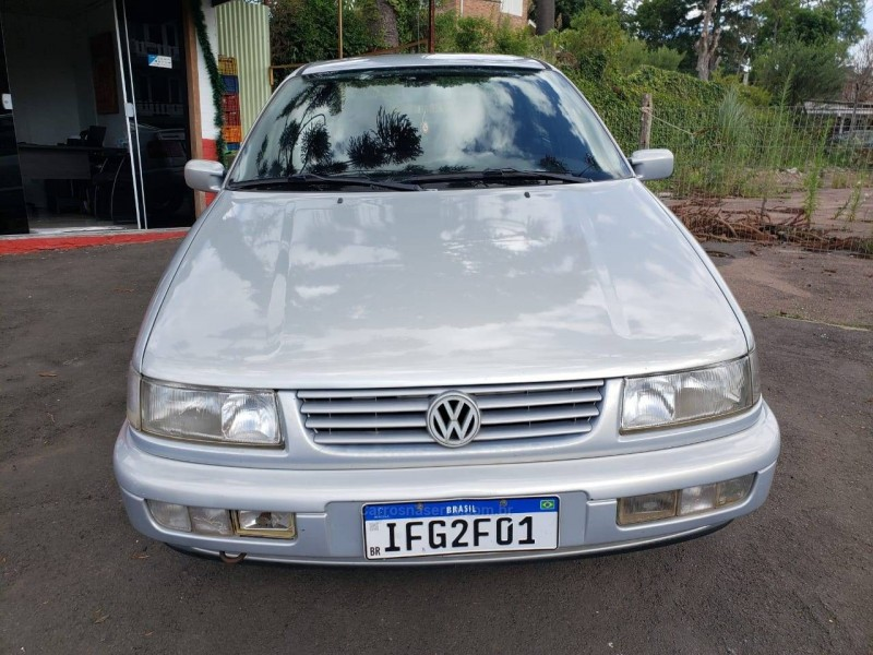 passat 2.0 gl 8v gasolina 4p manual 1996 caxias do sul