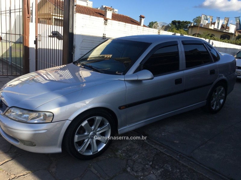 vectra 2.2 mpfi gls 8v gasolina 4p manual 2001 caxias do sul