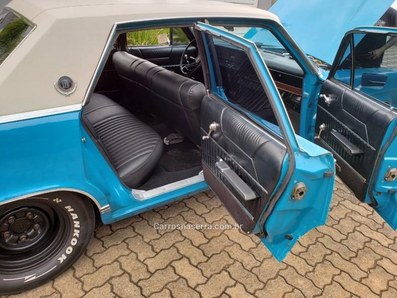 GALAXIE 4.8 LTD V8 16V GASOLINA 4P MANUAL - 1976 - NOVA PETRóPOLIS
