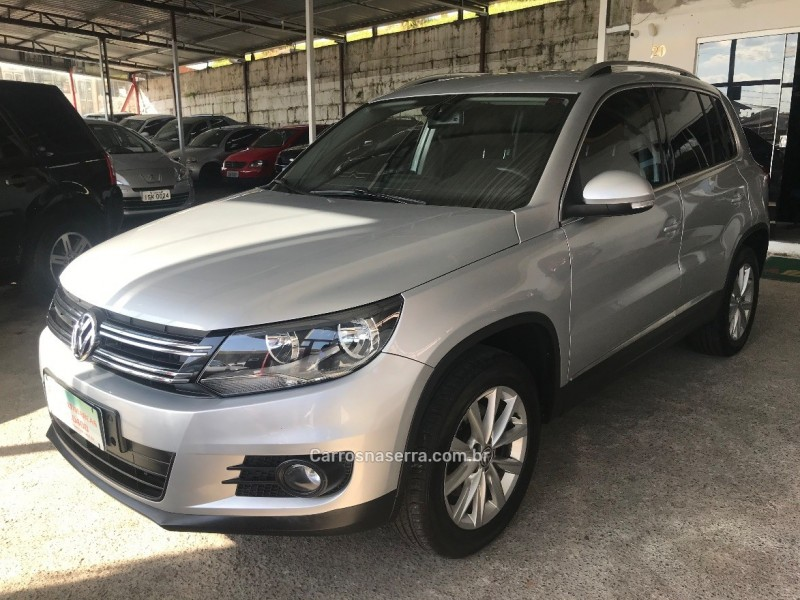 tiguan 2.0 tsi r line 16v turbo gasolina 4p tiptronic 2012 caxias do sul