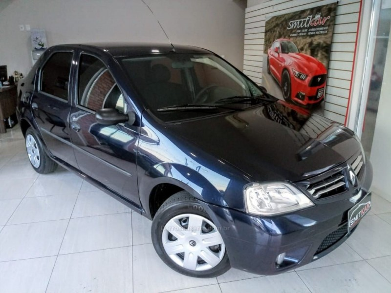 logan 1.6 expression 8v flex 4p manual 2009 rolante