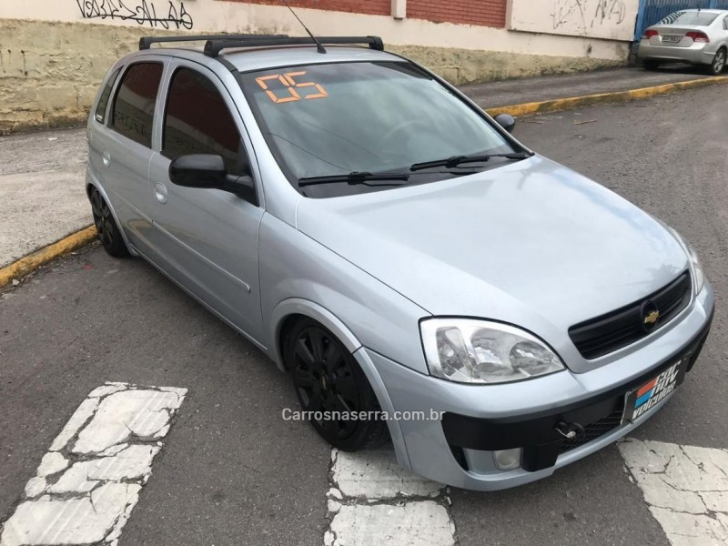 CORSA 1.0 MPFI JOY 8V GASOLINA 4P MANUAL - 2005 - CAXIAS DO SUL